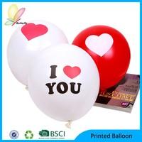 Wholesale 2015 Latex Printed balloon