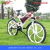 250W electric bicycle chopper e bike motor with EN15194