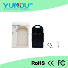 New Products on China Market Travel Charger Solar Battery for Iphone