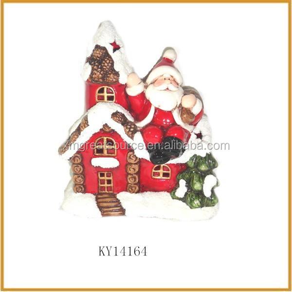 Ceramic Houses With Lights Ceramic Lights Christmas