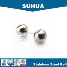 ss 304 4.5mm mirror stainless gazing ball wholesale