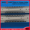 BWD3076A-16 38mm 2-fold Ball Bearing Telescopic Single Extension Mini Drawer Slide