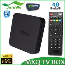 2015 full loaded 14.2 quad core mxq amlgoic s805 mxq android tv box
