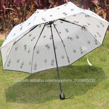 Nuevo estilo paraguas parasol sombrilla