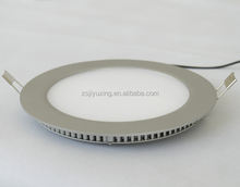 18W ceiling recessed mounting IP20 Dimmable open hole 200mm round LED panel light