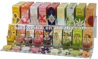 acrylic perfume display stands