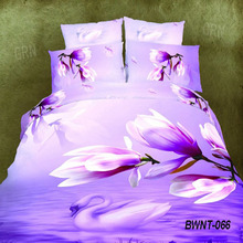 Fantastic fairy design 3d duvet bedding set wholesale