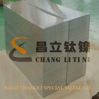 baoji ni200 brushed nickel sheet metal