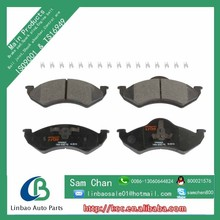 11-820 BRAKE PAD & 5382 ROTOR FRONT COMBO FOR DODGE DAKOTA, DURANGO