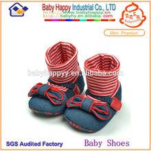 el bebé recién nacido bebé zapatos calcetines como venta al por mayor de calzado