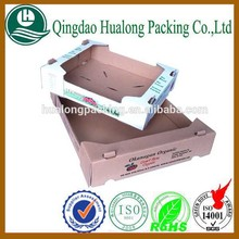 hot sale custom food box for fruit and vegetable