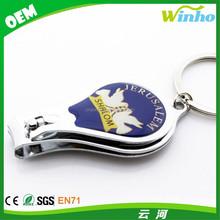 Winho popular nail clipper keychain