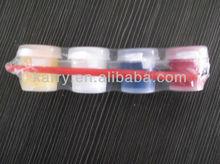 ACRYLIC PAINT 2ML 6COLORS /acrylic paint/art paint/6-strip acrylic paint