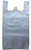 4 Color Print Shopping Market Bags / HDPE Plastic Bag / Vest Carrier Bags