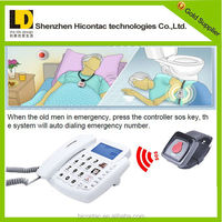 Elderly Home Care Sos Telephone/Emergency Telephone Set from China Supplier