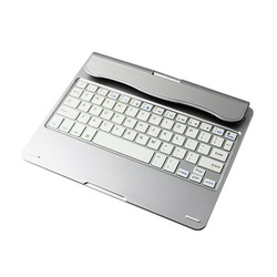 360 degree rotating shiling wireless bluetooth keyboard for Ipad Air2