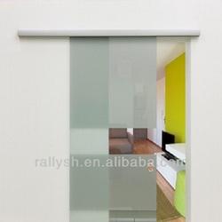 Aluminum sliding glass shower cabin door hardware