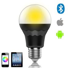 Most popular,2014 new style promotion producthighly cost effective3w rgb led bulb s e27 control by SmartPhone
