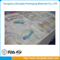 2015 New product high tensile medical wrapping high barrier sterile film