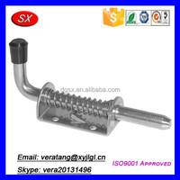 Custom spring bolt, spring latch bolt , spring loaded bolts