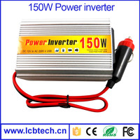 Economical dc ac inverter 150W pure sine wave power inverter 12VDC to 220VAC
