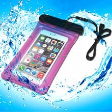 DriPac Universal cellphone PVC swimming waterproof bag for mobile phone