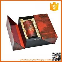 custom empty paper tea box wholesale