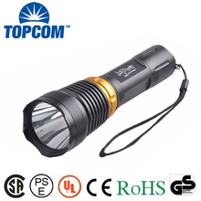 3W Aluminum Underwater IP68 Waterproof Diving Torch