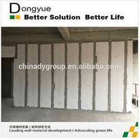 Foam concrete wall panel/lowes cheap wall paneling/sandwich panel