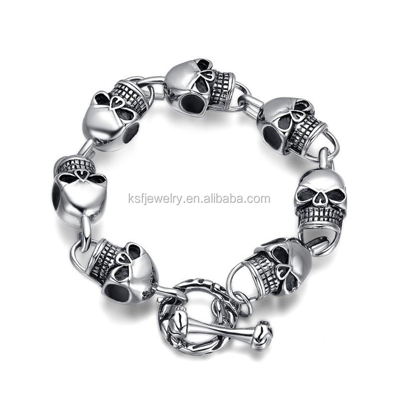 Skull Bracelets Wholesale Skull Bracelet Wholesale