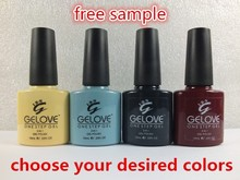 #40544 China Factory Supply IBN Total 117 Colors one step Polish Gel UV Soaks