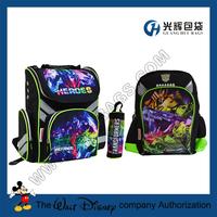 Ergonomic kids eva set school bags
