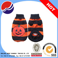 hot sale unique halloween dog pet products apparel sweater
