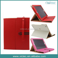 Luxury wholesale belt clip case for iPad Mini ,Pouch sleeve case for iPad 234