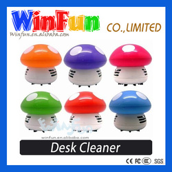 Novel Shape Battery Operated Keyboard Mini Vacuum Cleaner Portable Dust Collector Low Price