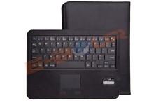For Samsung Galaxy Tab Bluetooth Keyboard Case, Detachable Keyboard For P5200 10.1inch ebour011