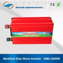 Most popular products 2013 2000w single phase inverter 220 volt solar energy with inverter
