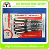 Made in Ningbo China Hot Sale Free Sample Gel Pen