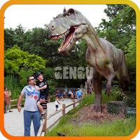 Jurassic Park Animatronic Dinosaur Allosaurus