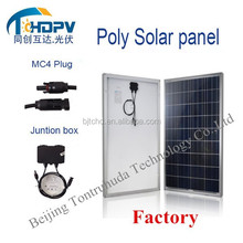 China Manufacturer !!! 12v 30w 50w 100w 200w 250w 300w Cheap poly solar panel in china