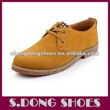 clásico hombres de cuero de ocio calzado