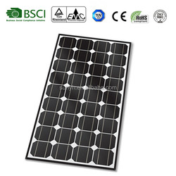 Monocrystalline solar panel 140 Watt - RV Solar Panel