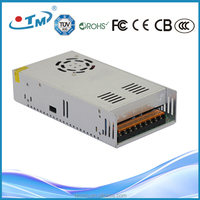 Environmental protection 360w power supply 12v 30a transformer hd video converter