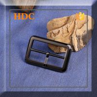 Fashion metal coat designer pin belt buckles for men