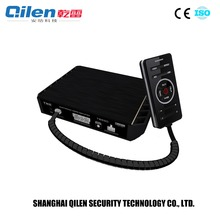 600W Police Electronic Siren Amplifiers from China Factory TB-560