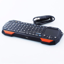 Bluetooth wireless portable mini-computer keyboard