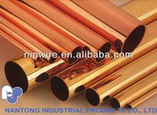 copper micro tubes