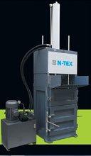 caja de contenedores bala hidráulica máquina de la prensa para el algodón