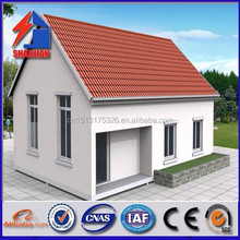 China hot sale two-story recycling light steel prefab house,quick assembly durable portable building