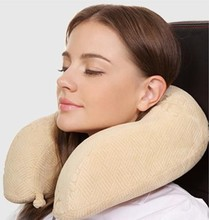 express alibaba made in China memory foam adult travel pillow